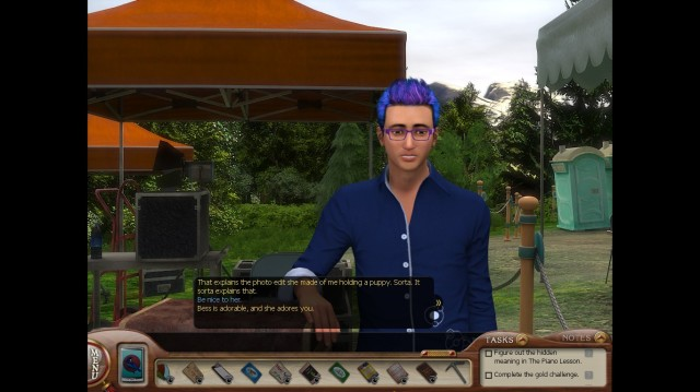 Nancy Drew MED Sonny-Bess Screenshot