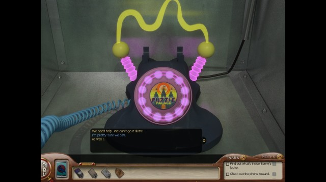 Nancy Drew MED SPIED Screenshot bundle (3)