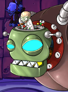 Plants vs. Zombies 'Dr.ZombossSnowballIndication' from Plants vs Zombies wiki