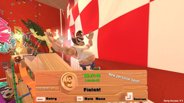 Action Henk Screenshot 1