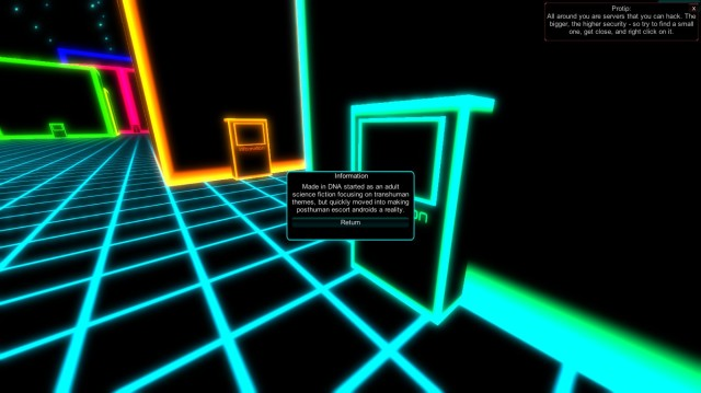 Black Ice Screenshot 1