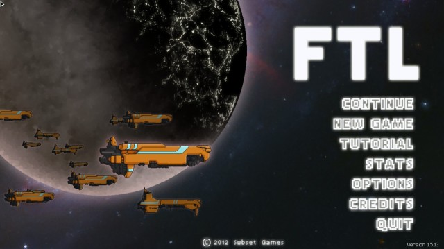 FTL Logo Screenshot