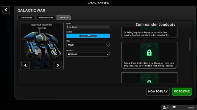 Planetary Annihilation Screenshot 1