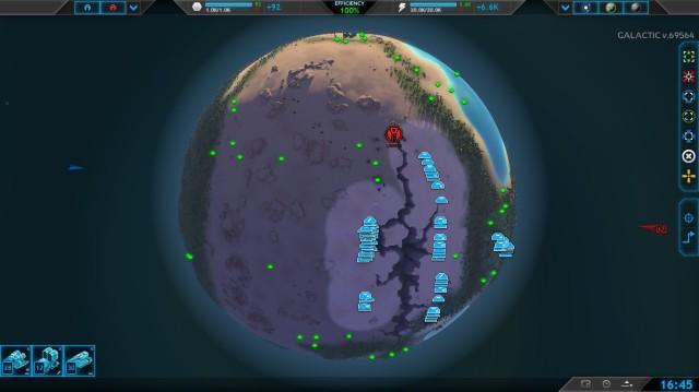Planetary Annihilation Screenshot 2