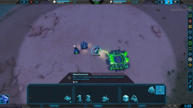 Planetary Annihilation Screenshot 4