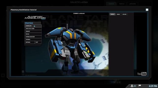 Planetary Annihilation Screenshot 5