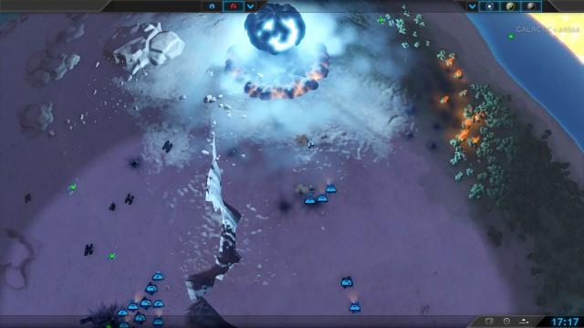 Planetary Annihilation Screenshot 6