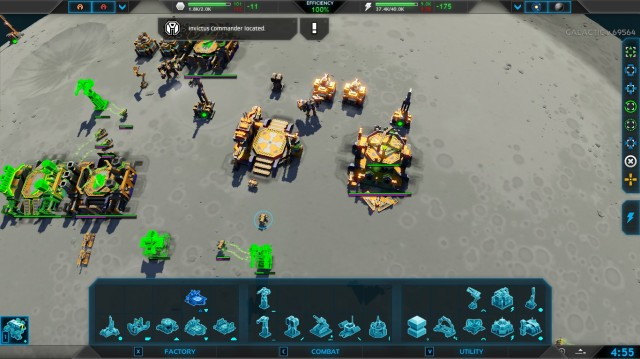 Planetary Annihilation Screenshot 9