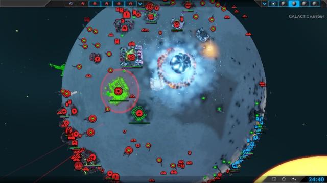 Planetary AnniIhilation Screenshot 3