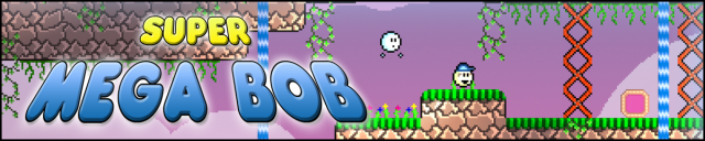 Super Mega Bob Header