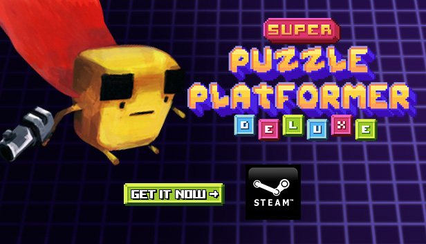 Super Puzzle Platformer Deluxe Logo from Developer Website