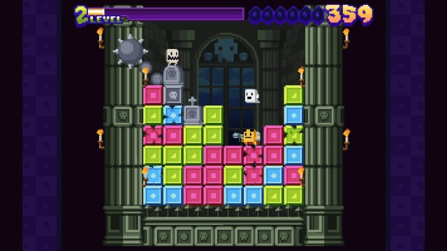 Super Puzzle Platformer Deluxe Screenshot 1