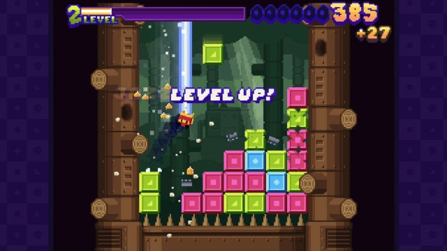 Super Puzzle Platformer Deluxe Screenshot 2 from Steam Store Page