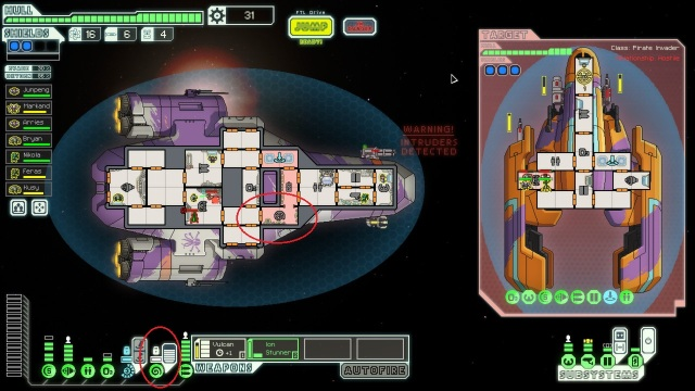 FTL Mind Control System Image from Steam Store Page