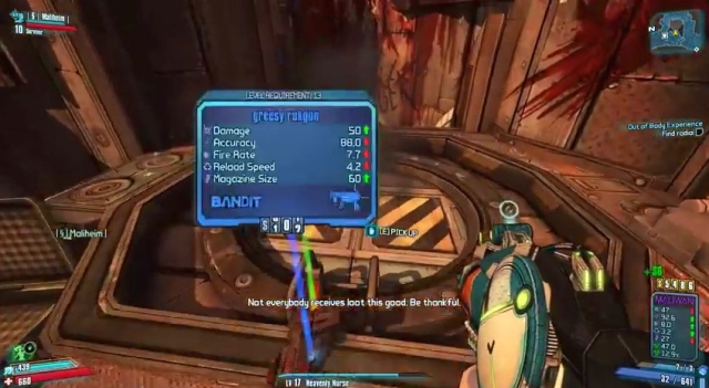 Human Sacrifice Loot pics from YouTube-Halaster channel (3)
