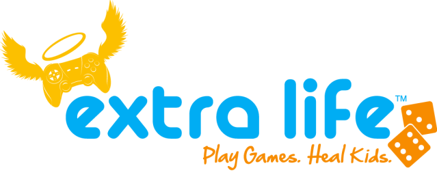 Extra Life Logo_Blue from official Presskit