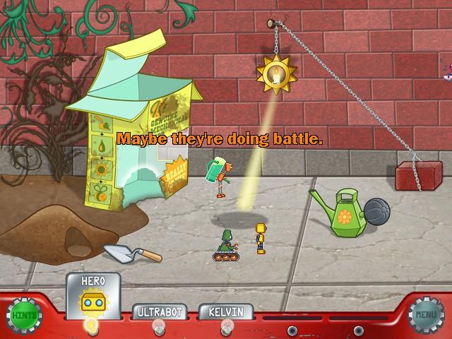 Puzzle Bots Screenshots 4 (2)