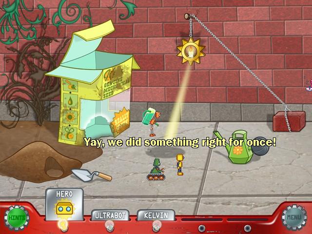 Puzzle Bots Screenshots 4 (4)