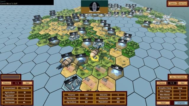 Airship Dragoon Screenshot 1