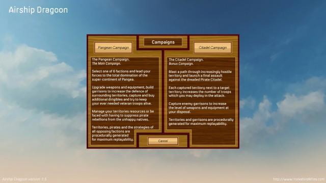 Airship Dragoon Screenshot 3