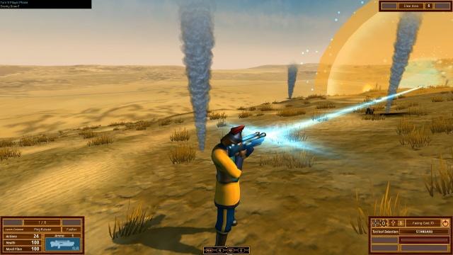 Airship Dragoon Screenshot 4 from Steam Store Page