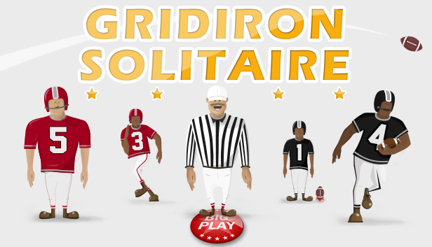 Gridiron Solitaire Logo