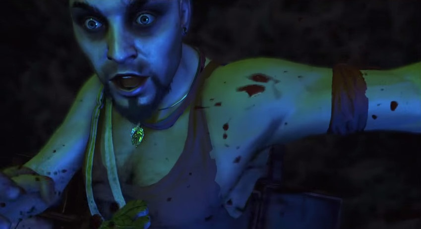 far cry 3 vaas death scene