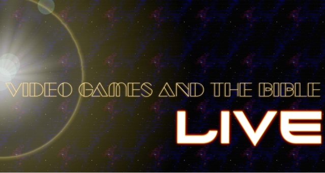 Video Games and the Bible Live Official Logo 2