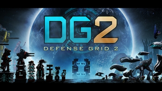 Defense Grid 2 Banner from Official Website