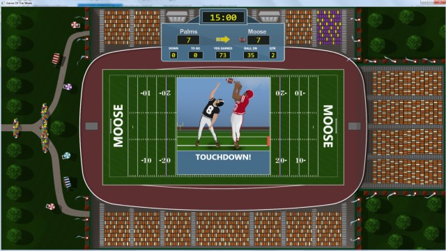 Gridiron Solitaire Screenshot 2 from Steam Store