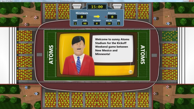 Gridiron Solitaire Screenshot 7 from Steam Store