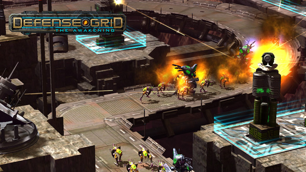 Defense Grid 1 Screenshot from Steam Store Page