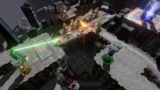 Defense Grid 2 Screenshot 1 from PlayStation Store Page