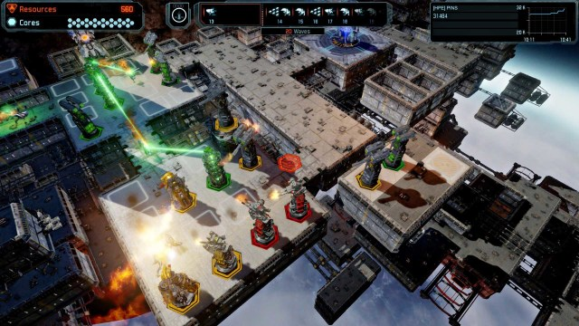 Defense Grid 2 Screenshot 2 from PlayStation Store Page