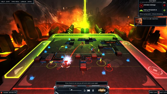 Frozen Cortex Screenshot 1 from Steam Store Page