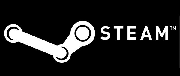 Steam Logo from PC Gamer