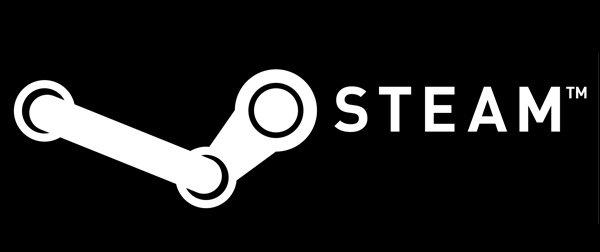 Steam Logo from PC Gamer