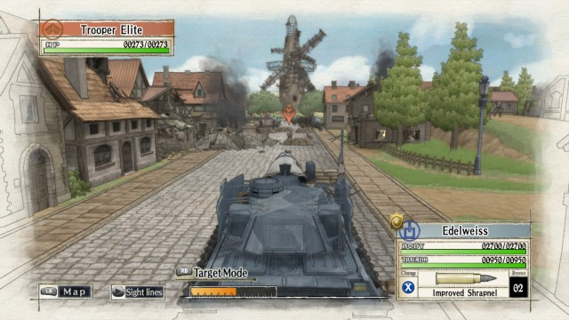 Valkyria Chronicles Screenshot 1 from Steam Store Page
