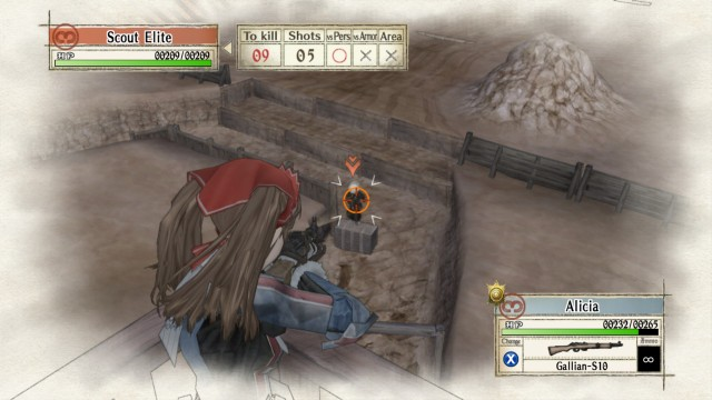 Valkyria Chronicles Screenshot 3 from Steam Store Page