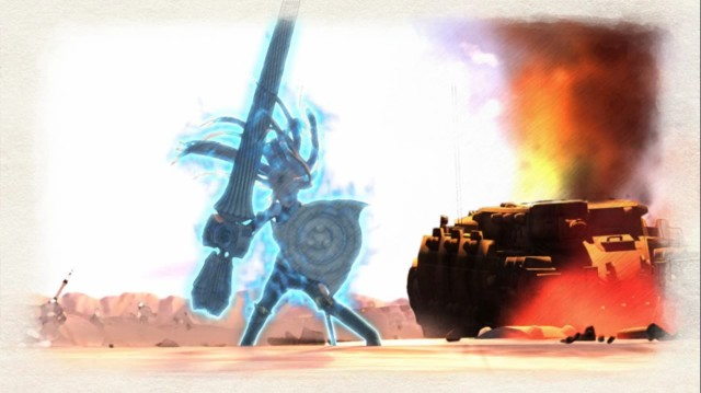 Valkyria Chronicles Screenshots 3 (2)