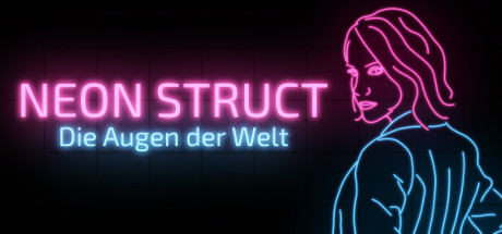 NEON STRUCT Header from Steam Store Page