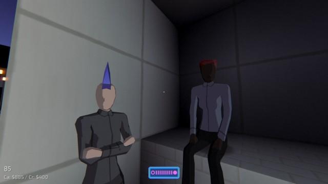 NEON STRUCT Screenshot 1