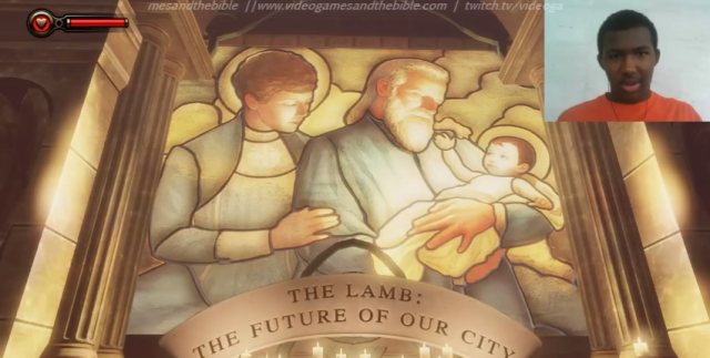 """The Lamb: The Future of Our City"""