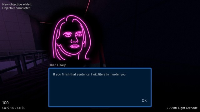 NEON STRUCT Screenshot 8
