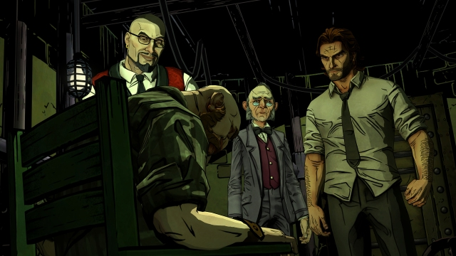 Bigby Interrogation from Steam Store Page